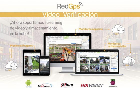 Video verificación en RedGPS