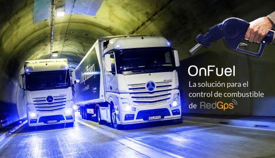 Lanzamiento OnFuel - Control de combustible